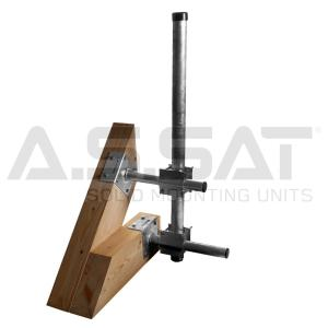 A.S.SAT Solid Mounting Units - Dachmastmontageset