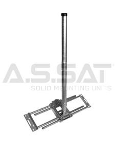 A.S.SAT Solid Mounting Units - Dachsparren- Masthalter universal, Variante II