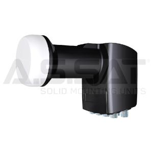 A.S.SAT Solid Mounting Units - Inverto Pro / Octo-Switch LNB / 0,2 dB